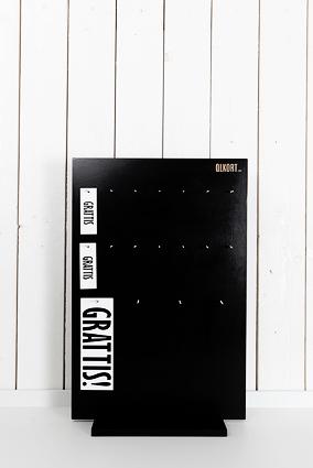 kortställ mix 14 + 4 svart