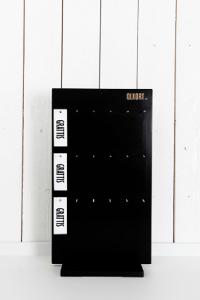 kortställ 18 svart