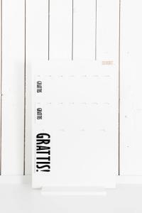 kortställ mix 14 + 4 vitt