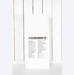 Påse Summer - vit