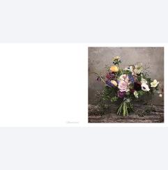 blomsterbukett by Anna Gouteva