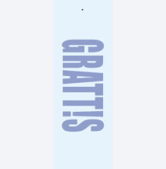 Gratt!s grå/blå