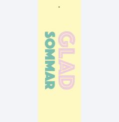 Glad sommar & glass