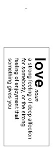 love noun C 30st